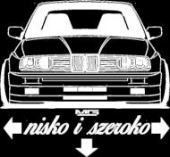 BMW E30 Nisko i Szeroko #3