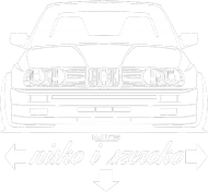 BMW E30 Nisko i Szeroko #4