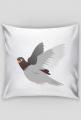 Poduszka z Gołębiem