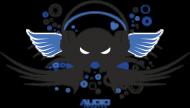 Audiobadge 1 - biała/kolor