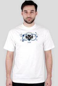 Audiobadge 2 - biała/kolor