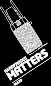 Headphones Matters - K1000 czarna/kolor