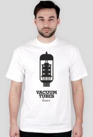 Vacuum Tubes Lover - biała/kolor