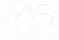 Slaves of the music - czarna/kolor