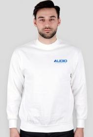 AUDIOFANATYK - bluza biała