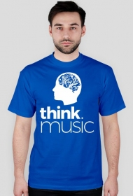 Think music - czarna/kolor