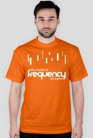 Matter of frequency - czarna/kolor