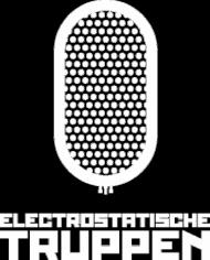 Electrostatische truppen - biała/kolor