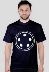 Electrostatic mafia seal - czarna/kolor