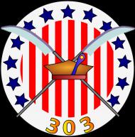 Dywizjon 303 - Bluza czarna