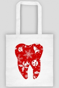 Christmas tooth torba