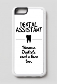 Dental assistant. Etui iPhone 6/6s