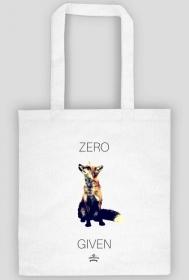 ZERO FOX GIVEN bag