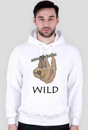 Bluza męska Leniwiec WILD
