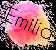 Body dziecięce dla dziewczynek: Emilia.