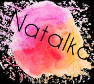 Body dziecięce dla dziewczynek: Natalka.