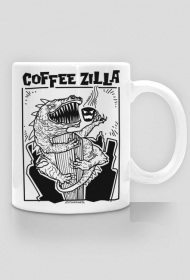 Coffee Zilla kubek