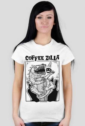 Coffee Zilla koszulka