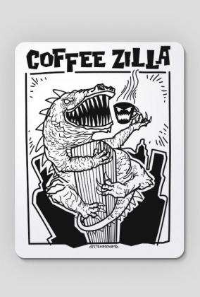 Coffee Zilla podkładka pod myszkę