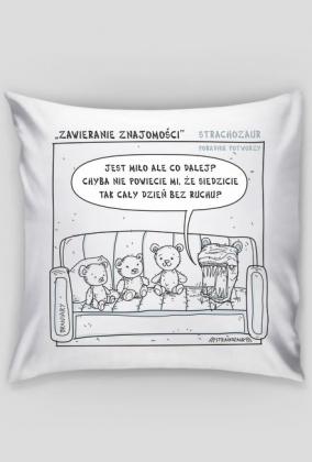 Gościnna Poszewka na poduszkę