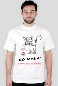 """koszulka """" żarty się skończyły"""""""