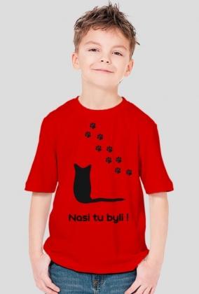 "koszulki "" nasi tu byli"""