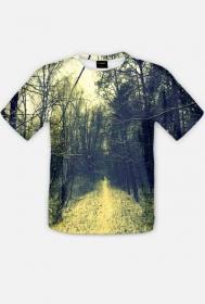#Fotograficzny - W lesie - fullprint