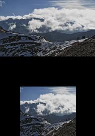 W chmurach góry