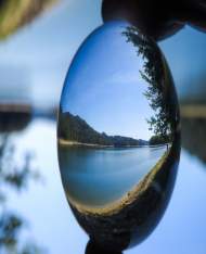 Świat w szklanej kuli