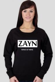 ZAYN Mind Of Mine bluza damska czarna