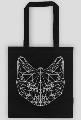 Geometryczna mordka. (black)