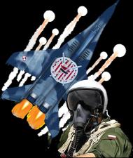 MiG 29 - dziecięca
