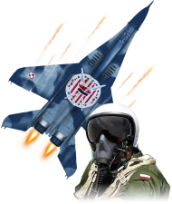 MiG 29 - bluza
