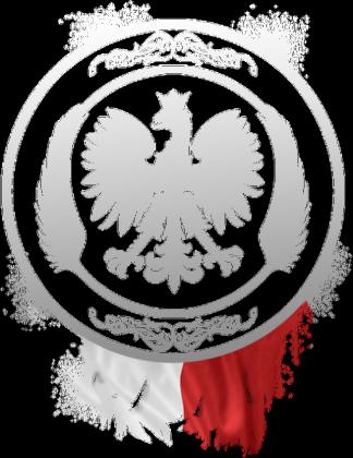 Polski orzeł - bezrękawnik