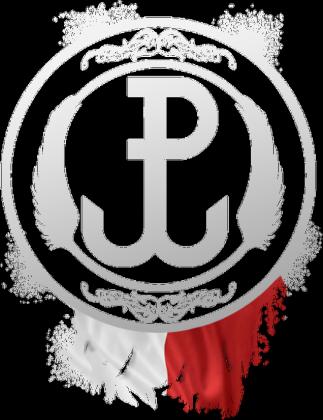 Polska Walcząca i flaga - bezrękawnik