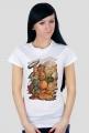 Niedźwiedź Wojtek - koszulka biała