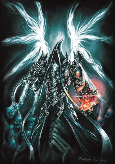 Anioł Śmierci plakat