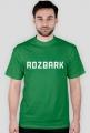 T-shirt Rozbark
