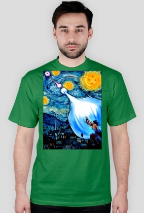 Dragon Ball Van Gogh Battle