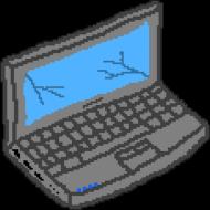 Kubek z logo This Is Internet