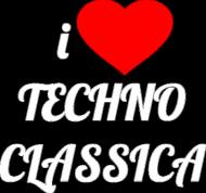 i Love Techno Classica (dark t-shirt)