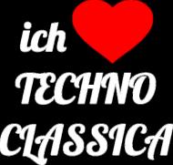 ich Liebe Techno Classica (dark t-shirt) for woman