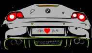 Ich liebe Z4 v2 (t-shirt)
