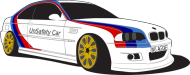BMW M3 W0 Aggie UnSafety Car (woman tank top) dark image
