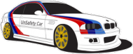 BMW M3 UnSafety Car (cap) dark image