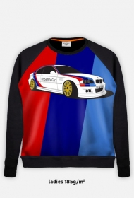 BMW M3 W0 Aggie Unsafety Car (woman fullprint blouse)