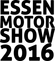 Essen Motor Show 2016 v2 małe (bluzka damska) ciemna grafika