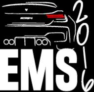 GTRS4 EMS 2016 (t-shirt) jasna grafika