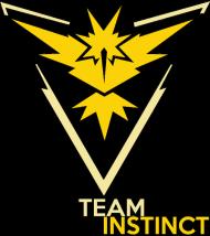 Team Instinct - Black/White