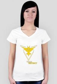 Team Instinct Woman - Black/White